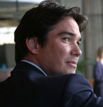 "Dean Cain in ""LOST"""