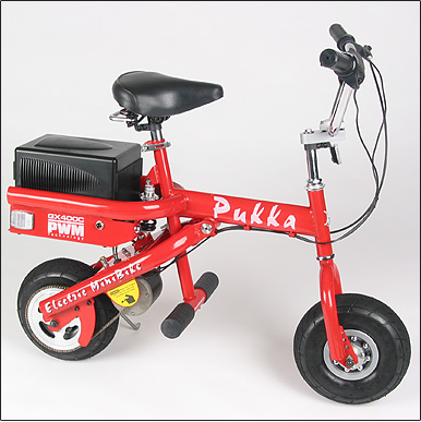 Just In Time For The Holidays Pukka Electric Minibikes