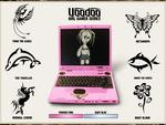 """Girl Gamer"" Series Notebook"