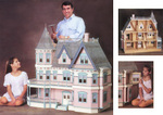 Queen Anne Historical Collection Dollhouse