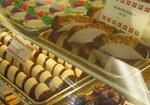 Solvang Marzipan Cookies