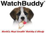 """""""WatchBuddy® - World's Most Lovable™ Watches & Clocks"""""""