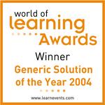 World of Learning Award Winner