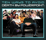 10 ways to avoid death by PowerPoint