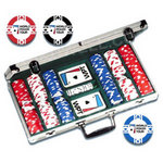 "Official ""World Poker Tour®"" Poker Chip Set from PersonalizationMall.com"