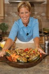 Colleen Patrick-Goudreau, The Vegan Martha Stewart, with Stuffed Squash