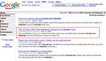 SmartPR as presented in Google News results