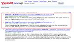 SmartPR as presented in Yahoo News results