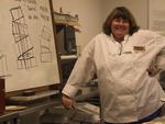 Pastry Chef Colette Peters has recently joined the teaching staff at L'Academie de Cuisine.