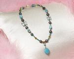 Bright Light necklace