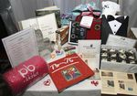 The Celebrity Thank You Gift Bag created by Jewels and Pinstripes was valued at over $4000 and displayed at the gala for over 600 quests to view.