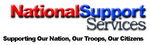 National Support Services Logo