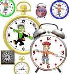 Toon Clock (tm) samples