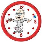 Toon Clock (tm) sample