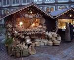 """Riga Christmas Market shop"""
