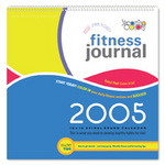 Streaming Colors Fitness Journal 2005 Cover