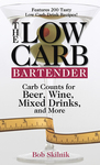 Low-Carb Bartender Book Cover