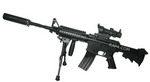 RAP4 Paintball Gun