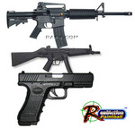 Real Action Marker Paintball Gun