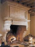 Renaissance Fireplace Mantel