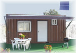 Global Portable Buildings 20-foot House