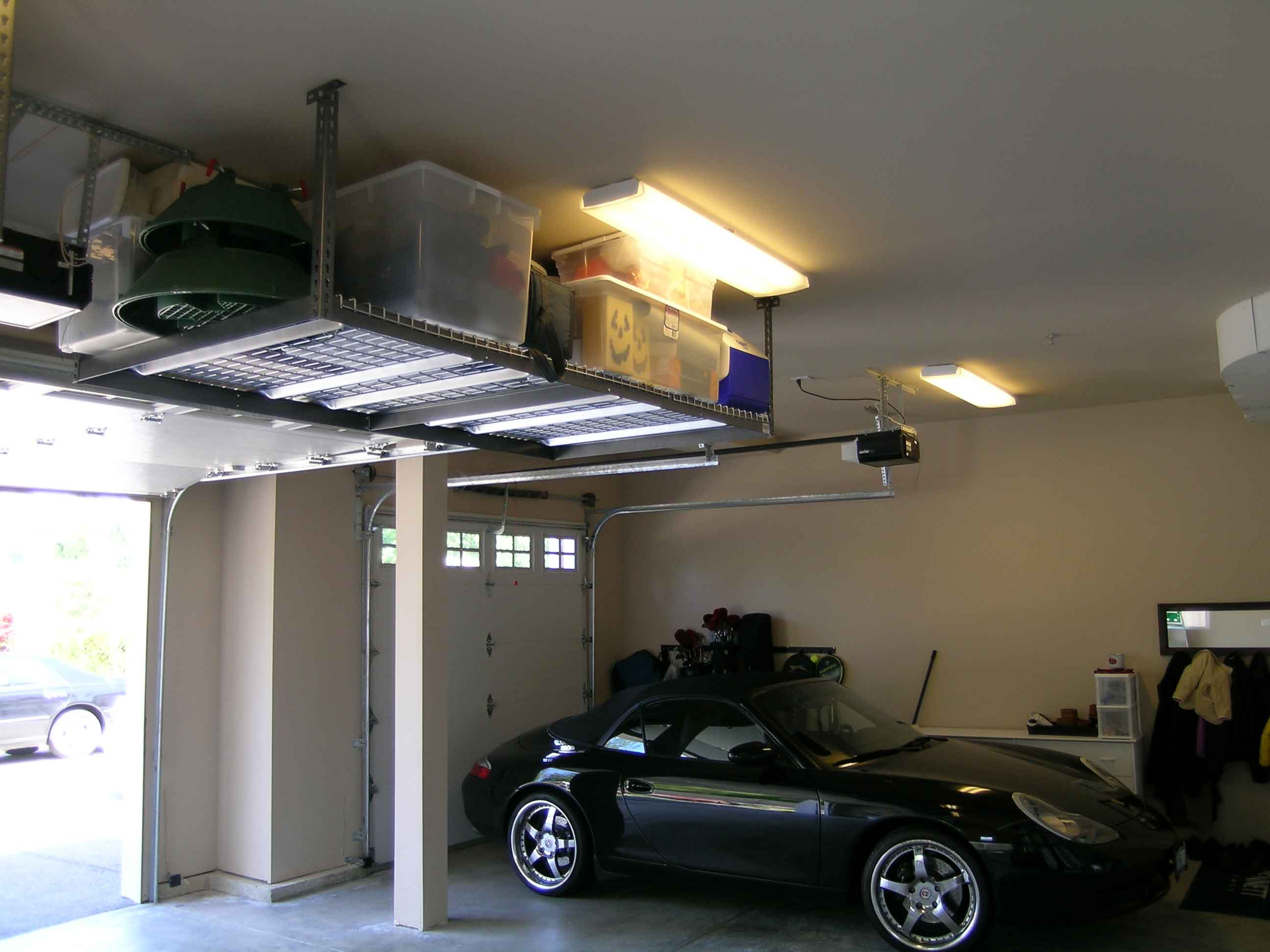 Washington based onrax leads garage storage industry growth for Garage ww auto