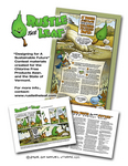 Rustle the Leaf Anti-Pollution Poster & Comic