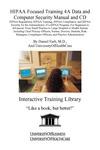 HIPAA Training Book and CD