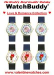 """WatchBuddy® """"Love & Romance Collection"""" Watches II"""