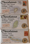 Chocolatour - Single Origin Chocolate Bars