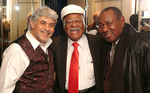 Monty Alexander, Clark Terry & Freddy Cole