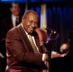 Freddy Cole Performing at the Blue Note Jazz Club