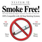 The System 12 Smoke Free Logo