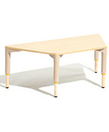 Tool Free Adjustable Table