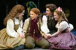 The March Sisters from Little Women The Musical