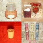 Soy Candles Available in Many Styles and Designs