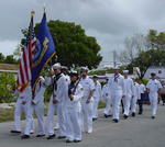 Sea Cadets at Veterans Day Parade 2004