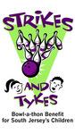 Strikes and Tykes Logo