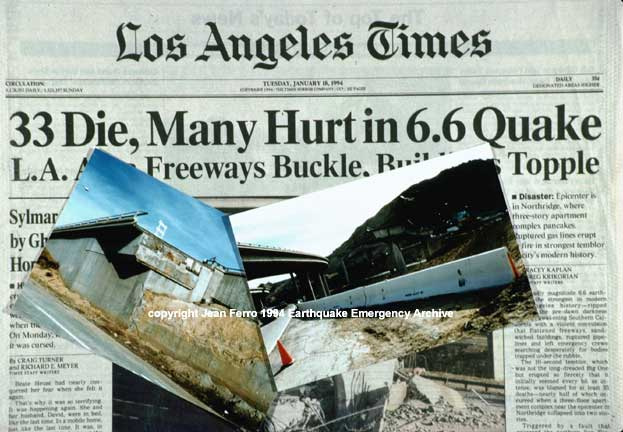 Dating los angeles times earthquake