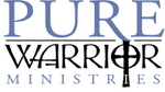 Pure Warrior Ministries Logo