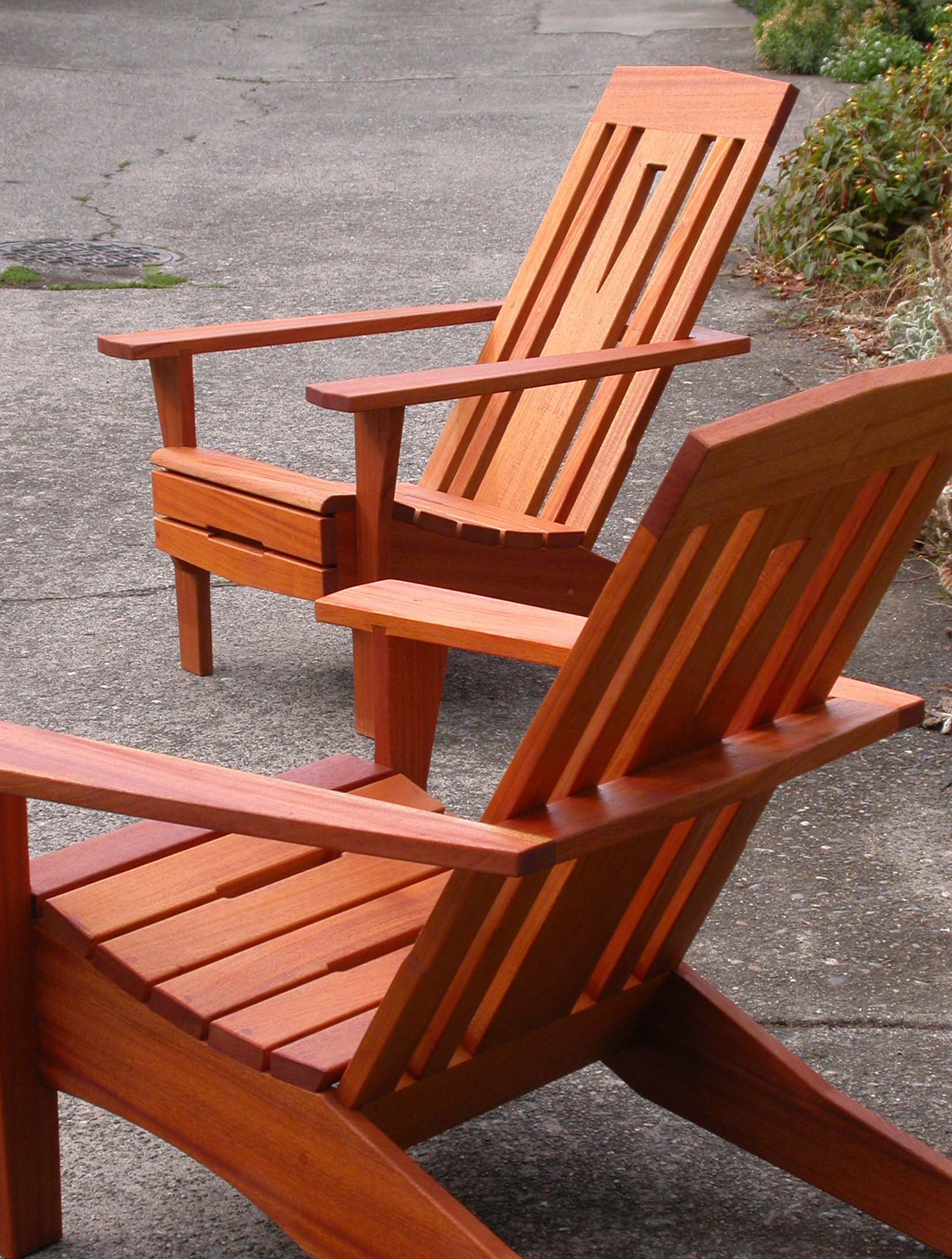 Celeski Studios Introduces The Elliott Bay Collection Of Arts U0026 Crafts  Inspired Custom Outdoor Furniture Part 2