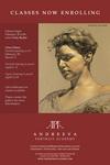 Andreeva Portrait Academy poster