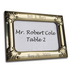 Personalized Frame Place Card Holders