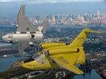 Jetpod VQSTOL Inner-city Aircab