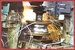 ERW Steel Pipe Welding