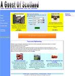 A Guest Of Scotland