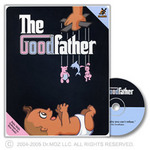 Custom gift box for The GoodFather CD-ROM for new dads by Dr.MOZ.