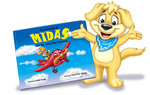 The Adventures of Midas and the Little Red Airplane