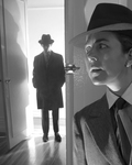 Kafka eyes Josef K in Synaesthetic Theatre's The Trial of K
