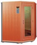 3-Person Infrared Sauna by LuxSauna